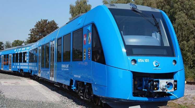 Photo of Dünyanın ilk Hidrojen Enerjili treni hizmete başladı