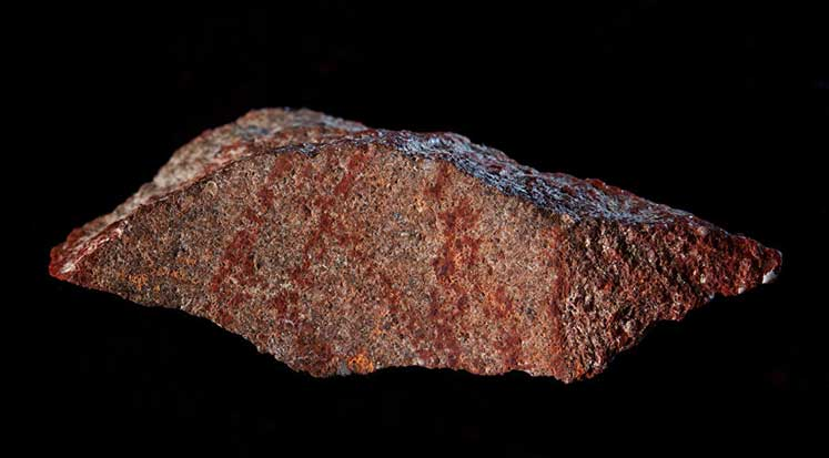 Photo of 73.000 yıllık bir 'hashtag' işareti