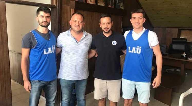 Photo of LAÜ'den imza şov