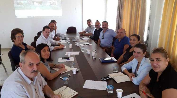 Photo of Kırsal Kalkınma Ağı'nın kuruluş toplantısı yapıldı