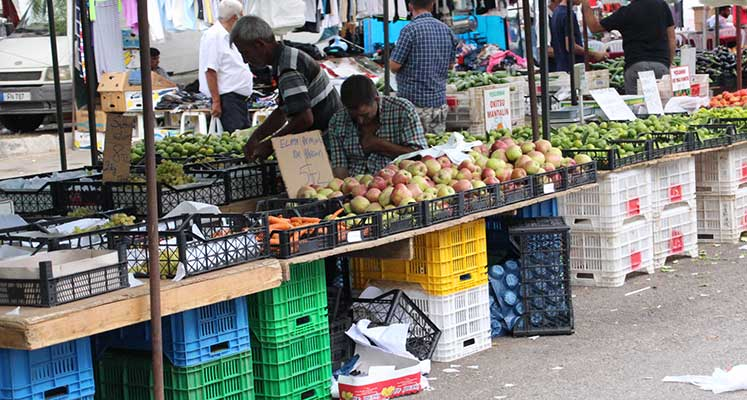 Photo of Kriz pazar yerini de vurdu