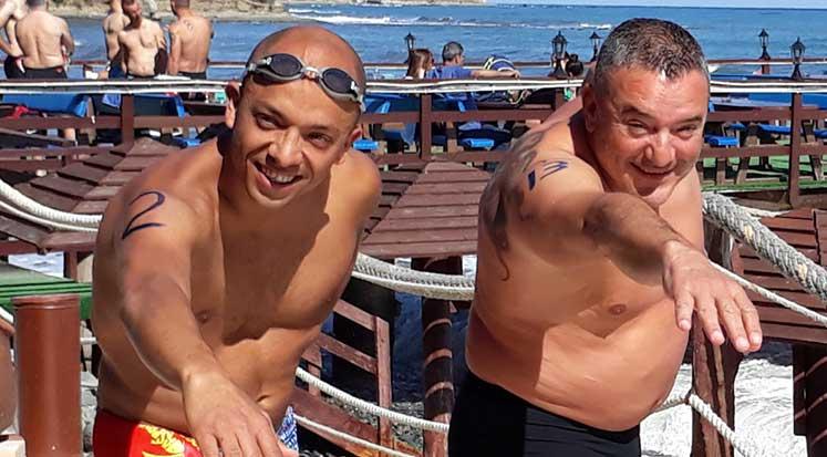 Photo of Aspava ve İlker, Bodrum yolcusu