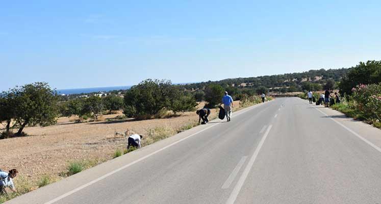 Photo of Çevre Koruma Dairesi'nin temizlik faaliyetleri sürüyor