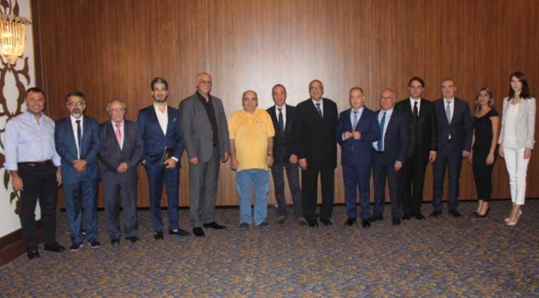 Photo of Başkan Yeniden Ahmet Arkın Oldu
