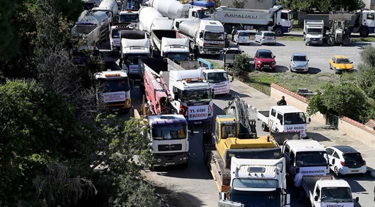 Photo of Lefkoşa'da araçlı eylem yapılacak