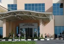 Gazimağusa devlet hastanesi