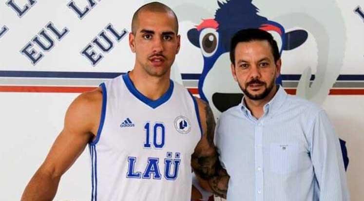 Photo of Luka Pajkovic LAÜ'de