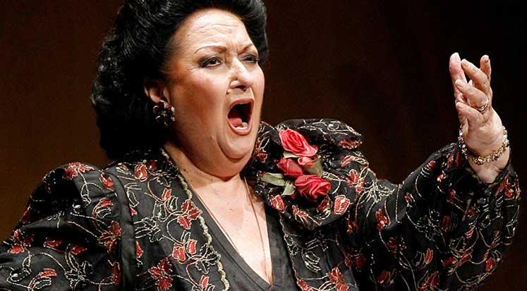 Photo of İspanyol opera efsanesi Montserrat Caballe hayatını kaybetti