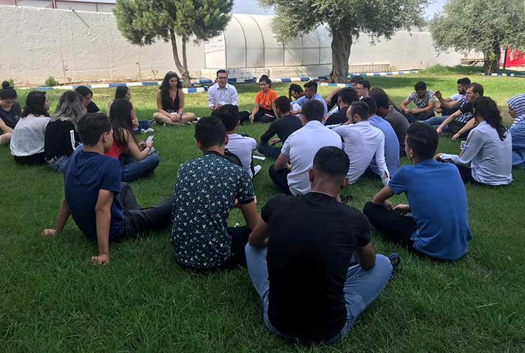 Photo of KİÜ öğrencileri, Kıbrıs'a yabancılık çekmeyecek