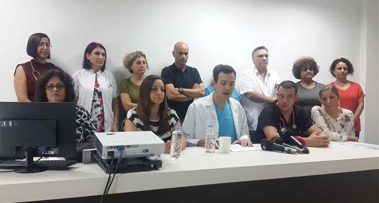 Photo of TIP-İŞ: Hastanelerdeki eksiklikler insan sağlığını tehdit edecek boyutta