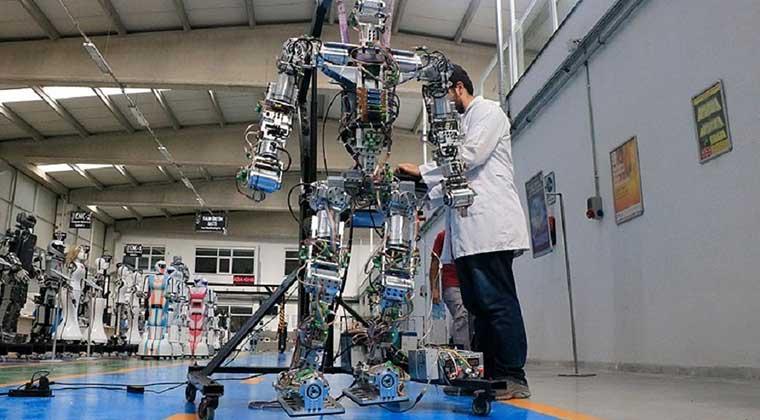 Akıncı-4 Akın Robotics Akınsoft