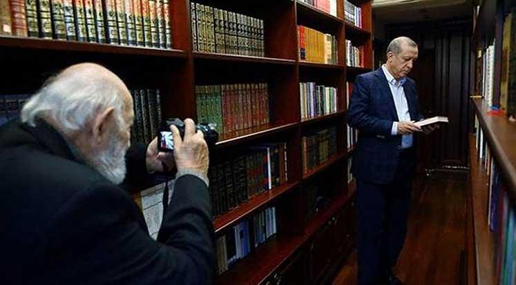 Ara Güler - Recep Tayyip Erdoğan