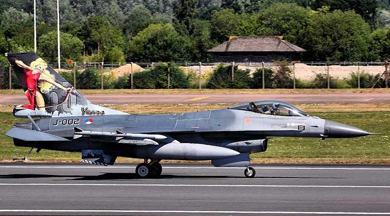 Belçika savaş uçağı