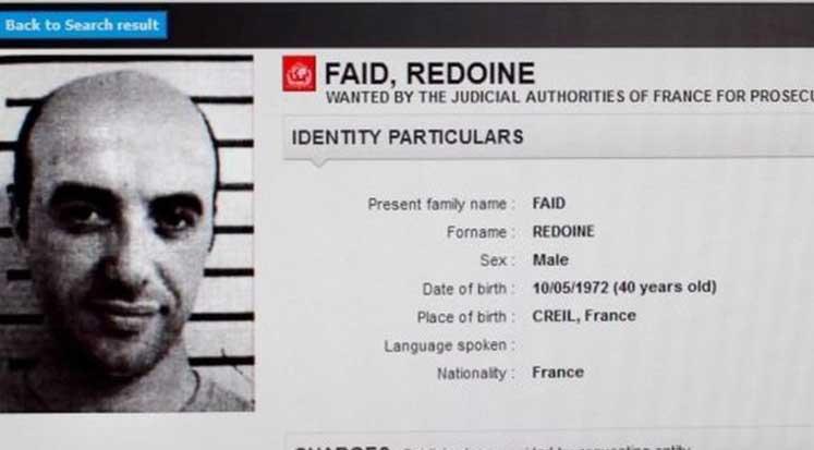 Photo of Ünlü Fransız gangster yakalandı