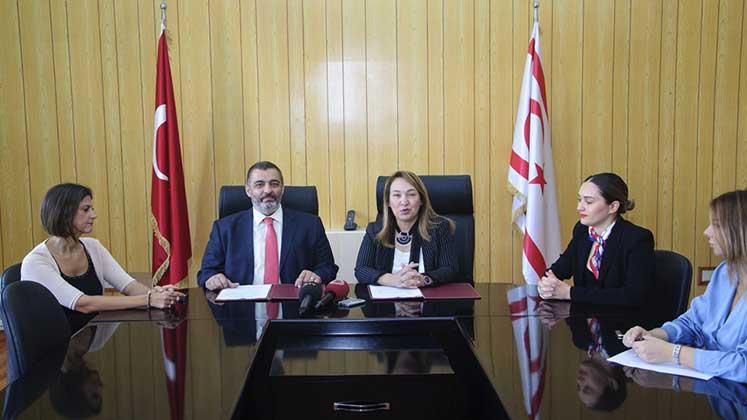 Photo of Sağlık Bakanlığı ile KKTC Telsim arasında işbirliği