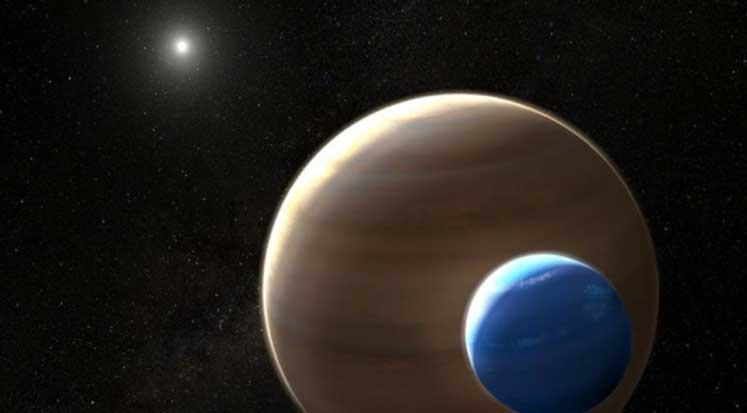 Photo of Güneş Sistemi dışında yeni uydu keşfedildi