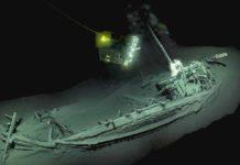Batık gemi - Karadeniz
