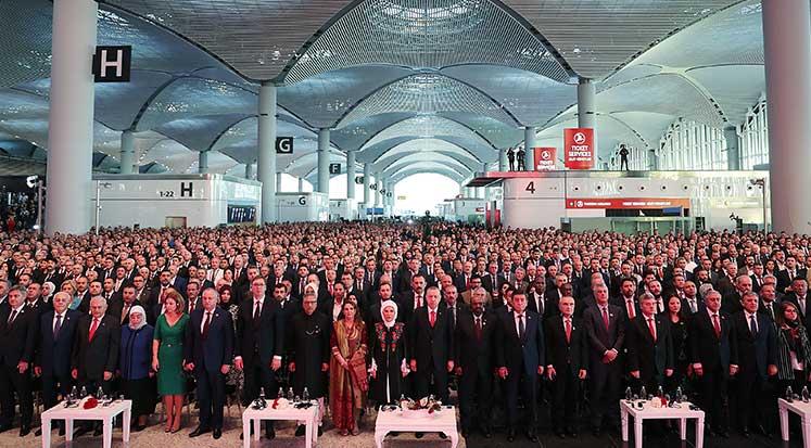 Photo of İstanbul hizmete açıldı