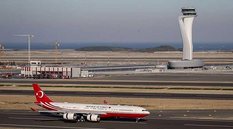 Photo of Erdoğan yeni havalimanının adını açıkladı