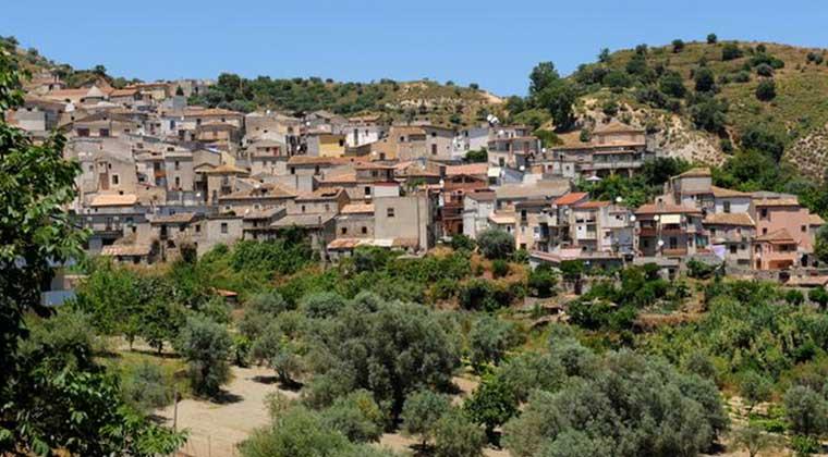 Riace Köyü