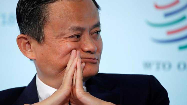 Photo of Jack Ma: Nakitsiz bir toplum istiyorum