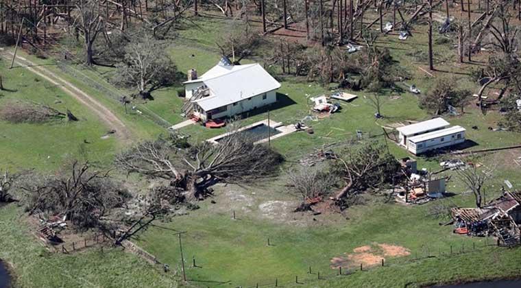 Photo of ABD'de Michael Kasırgasında 13 kişi hayatını kaybetti.