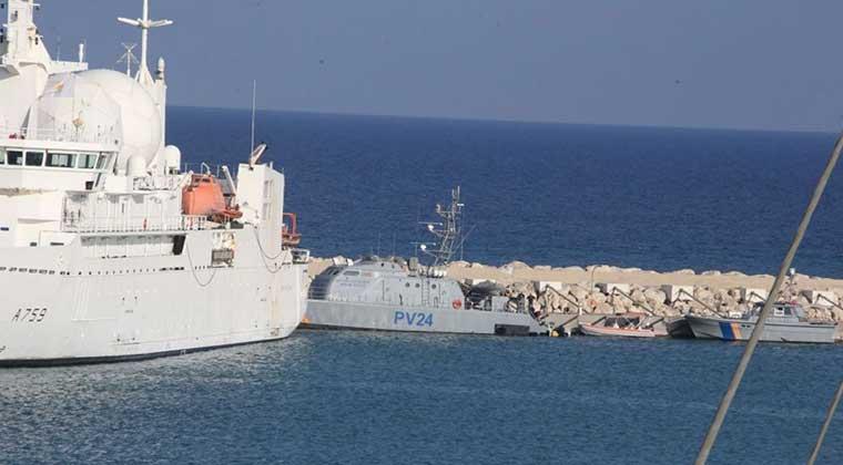 Mülteci Teknesi Greko