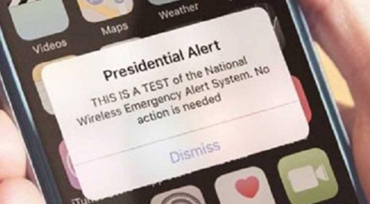 Photo of ABD'den olası nükleer saldırıya 'mesajlı' tedbir