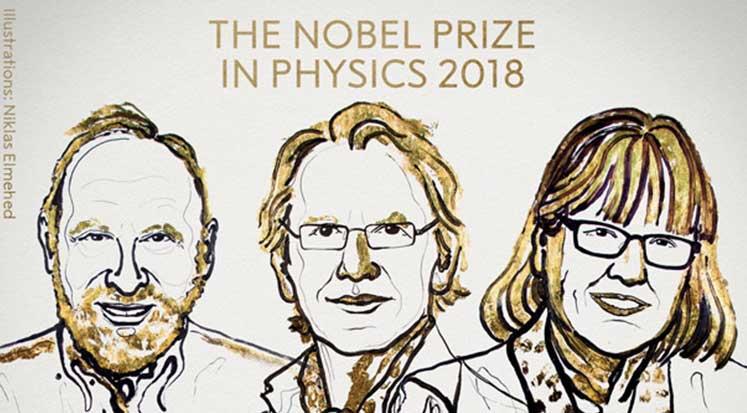 Photo of Nobel Fizik Ödülü açıklandı