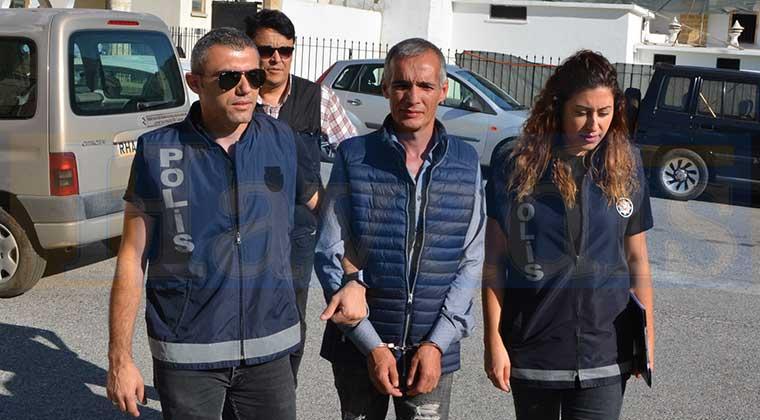 Photo of Yasa dışı giriş yaparken yakalandı