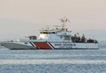 Sahil Güvenlik Bodrum - Mülteci
