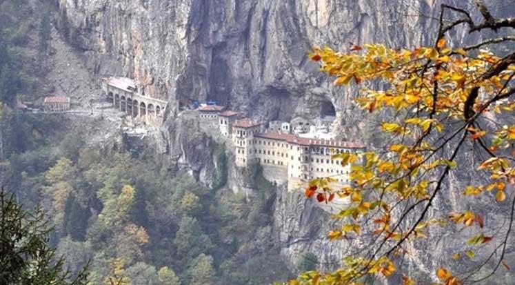 Photo of Sümela Manastırı'nda define söylentisi