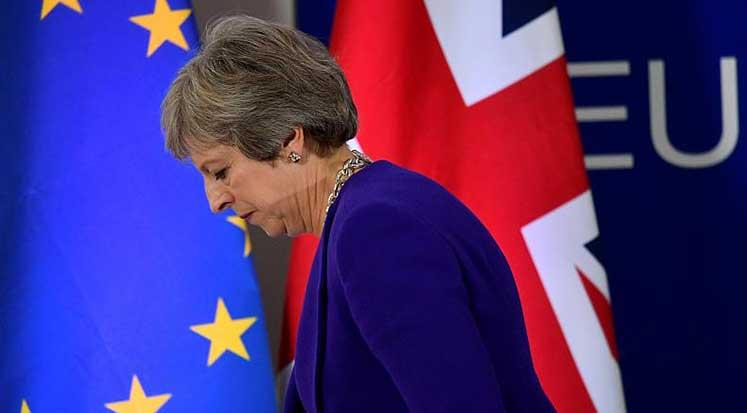 """Photo of """"Brexit anlaşması yüzde 90 hazır"""""""