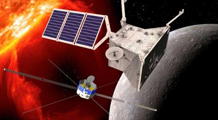 Photo of Avrupa ile Japonya'nın uzay aracı Merkür'e gidiyor