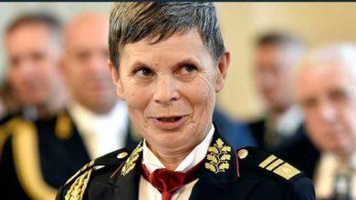 Photo of Slovenya'ya kadın Genelkurmay başkanı