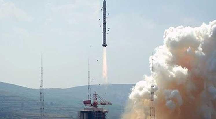Photo of Çin uzaya navigasyon uydusu fırlattı