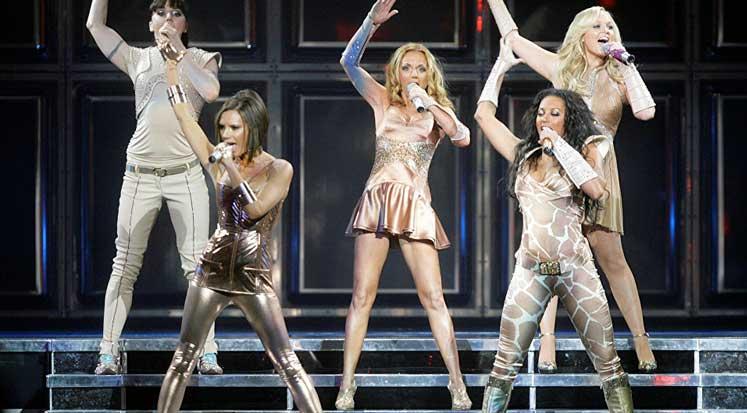 Photo of Spice Girls sahnelere geri dönüyor