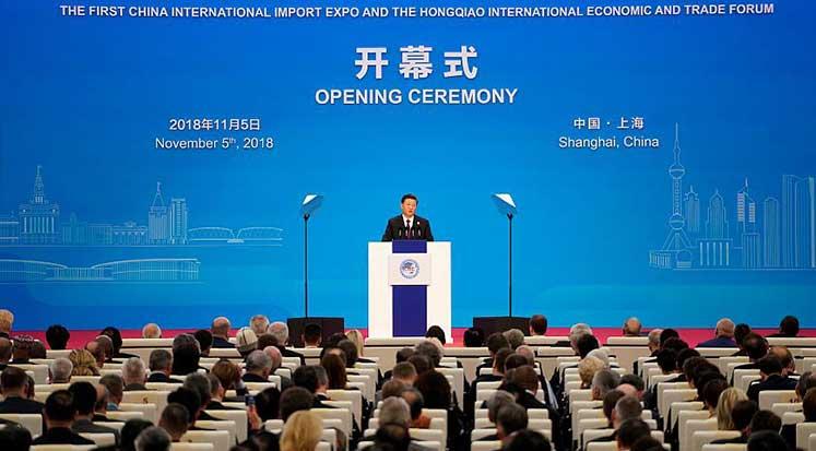 Photo of ABD'nin vergi uygulamasına karşı Çin'den ithalat açılımı