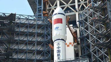 Çin - Uzay