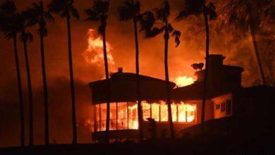 Photo of Kaliforniya'daki yangında bilanço arttı: 50 ölü