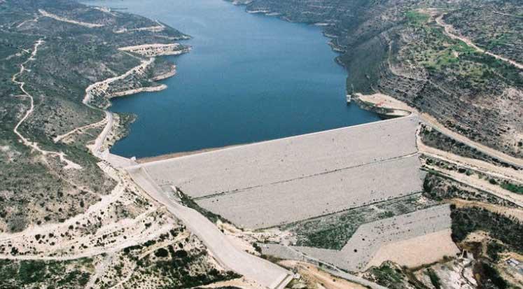 baraj güney kıbrıs