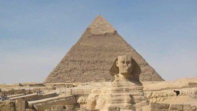 Mısır Piramit Mezar