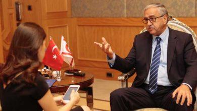 """Photo of Akıncı'nın sondaj konusundaki tavrı """"Kazarsan kazarım"""""""