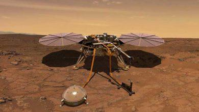 Photo of InSight Kızıl Gezegen'de 100'den fazla sesi kayıt altına aldı