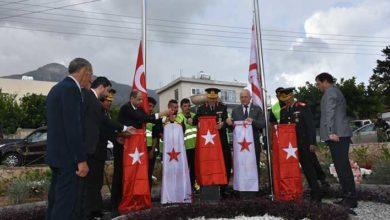 Photo of Ozanköy Şehitler Anıtı törenle açıldı