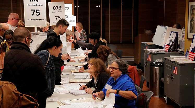 Photo of ABD'de ara seçimler:Trump'ın partisi çoğunluğu kaybetti