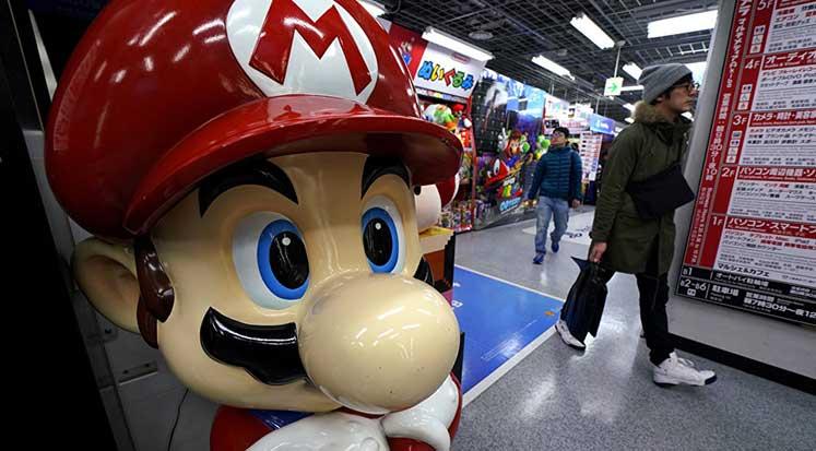 Super Mario - Mario Segale