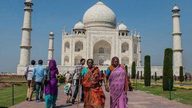 Taç Mahal Hindistan