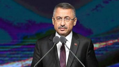 TC Cumhurbaşkanı Yardımcısı Fuat Oktay