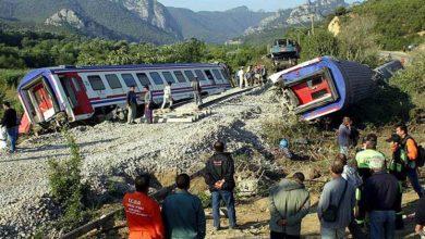 """Photo of AYM 2004'teki """"hızlandırılmış tren"""" kazası için """"yaşam hakkı ihlali"""" dedi; tazminata hükmetti"""